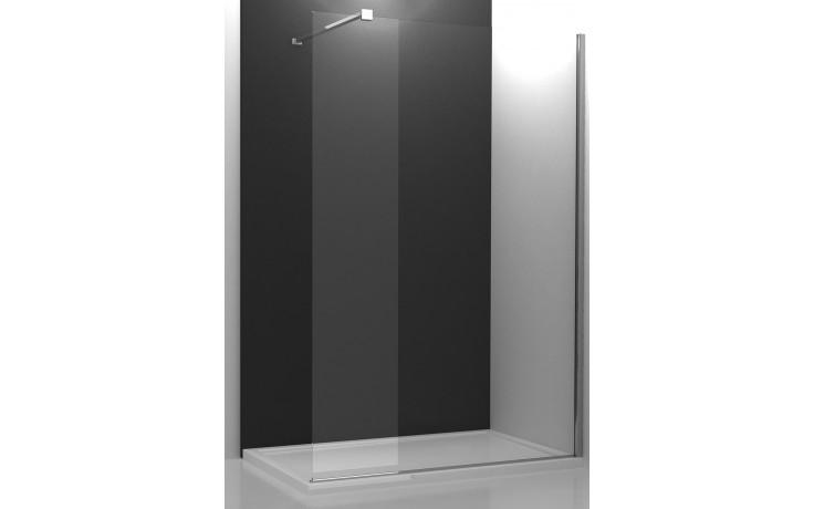 ROLTECHNIK WALK IN LINE WALK G/1400 sprchový kout 1400x2000mm, bezrámový, brillant/transparent