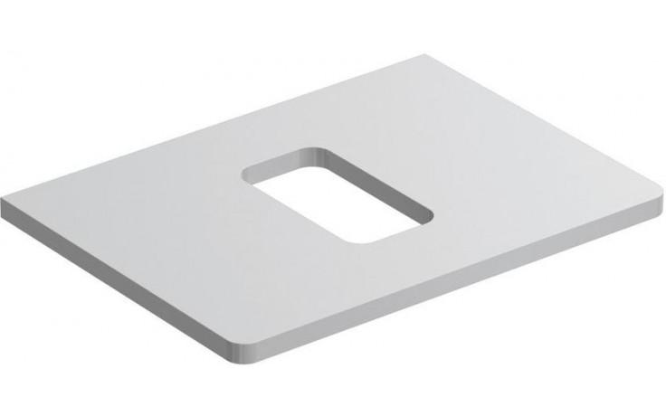 Nábytek deska Ideal Standard SoftMood WG 60x44 cm lesklý lak bílý