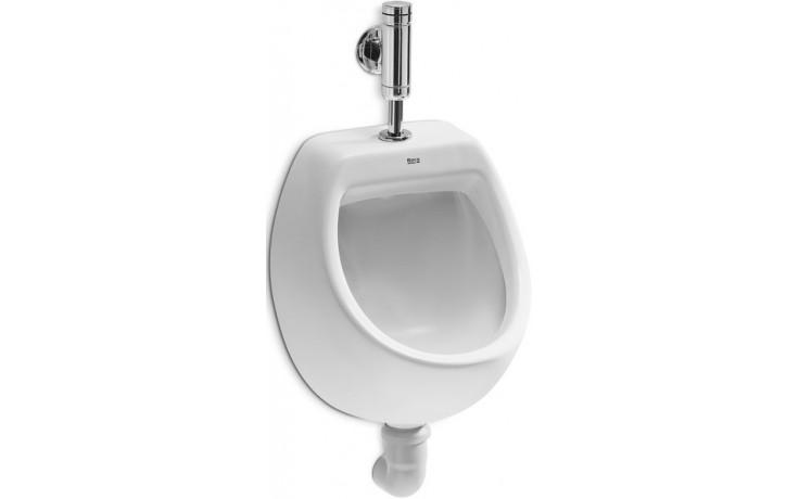 ROCA MINI urinál 300x250mm vrchní přívod vody, bílá