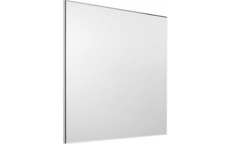 Nábytek zrcadlo Roca Unik Victoria-N 90x70x1,9 cm bílá lesklý lak