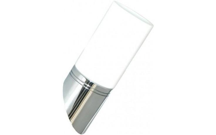 RABALUX LEXO koupelnové svítidlo 25W, chrom/opálové sklo