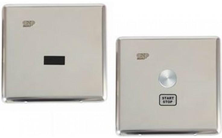 """AZP BRNO AUS 1P sprchová baterie G1/2"""", vestavná, automatická, senzorová, nerez"""