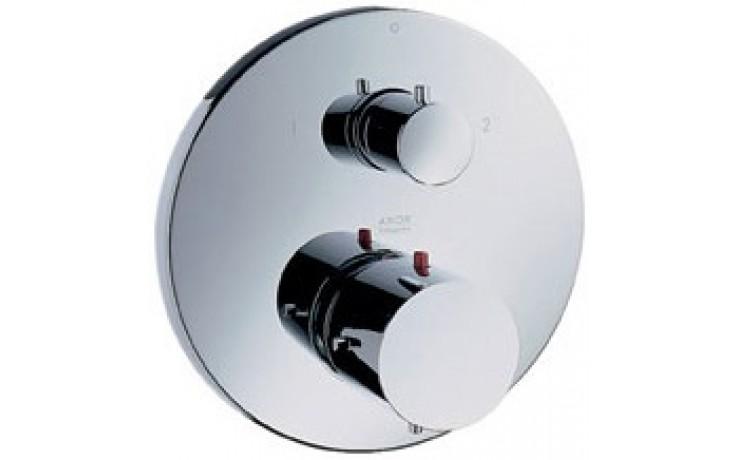 AXOR STARCK termostatická baterie pod omítku s uzavíracím a přepínacím ventilem chrom 10720000