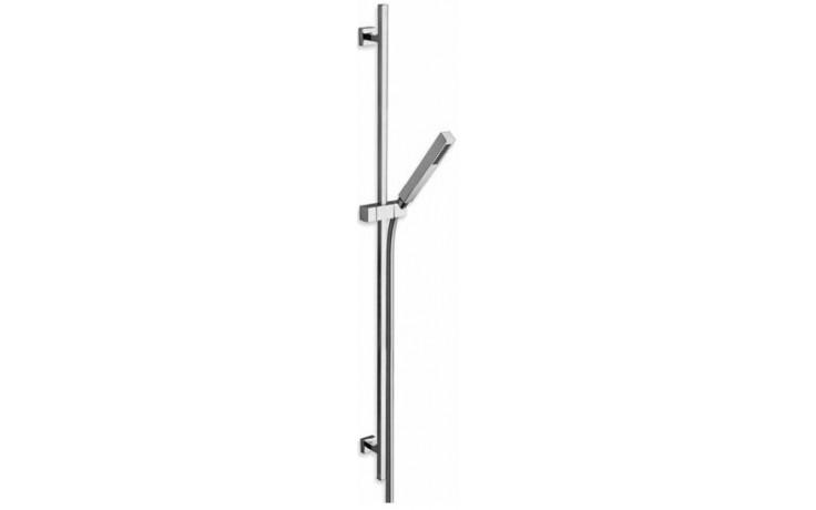 CRISTINA QUADRI sprchový set, Antikalk-system 100cm, chrom