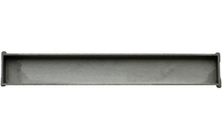 UNIDRAIN HIGHLINE 1940 CASSETTE kazeta 800mm, nerezová ocel
