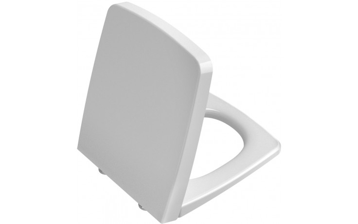 Sedátko WC Vitra duraplastové s kov. panty Metropole se soft-closing  bílá