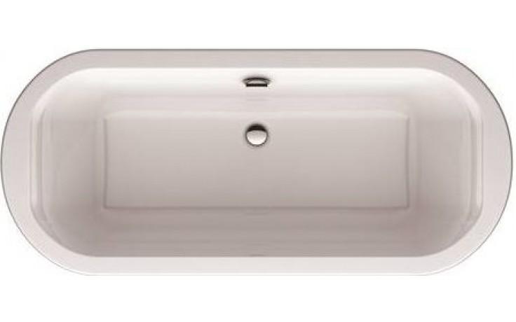 Vana plastová Ideal Standard tvarovaná Active Oval  180x80 cm bílá