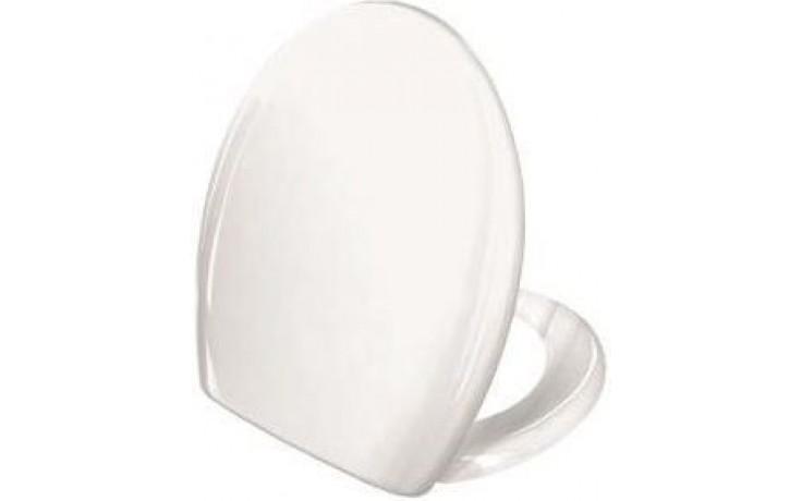 CONCEPT 300 PU WC sedátko 371x415-445mm duroplastové se soft close, bílá