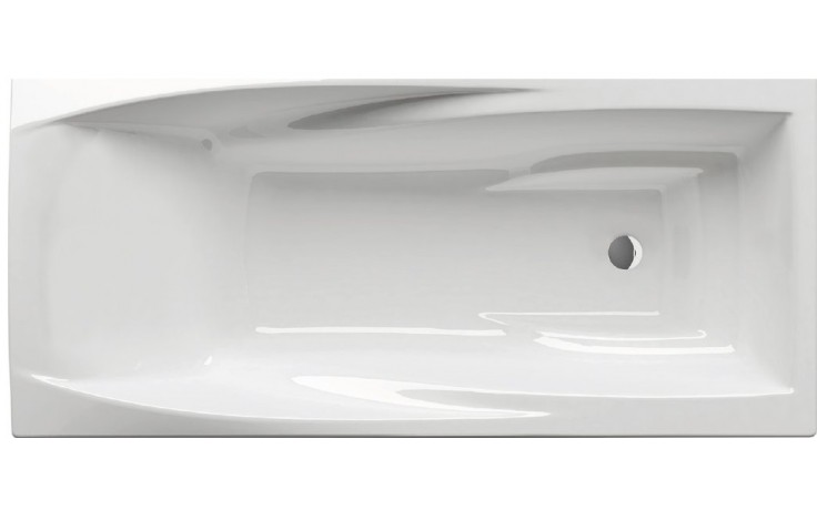 RAVAK YOU vana 1750x850mm akrylátová, obdélníková, snowwhite C871000000