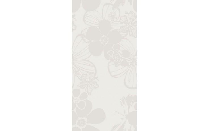 VILLEROY & BOCH MELROSE dekor 30x60cm, white/flower