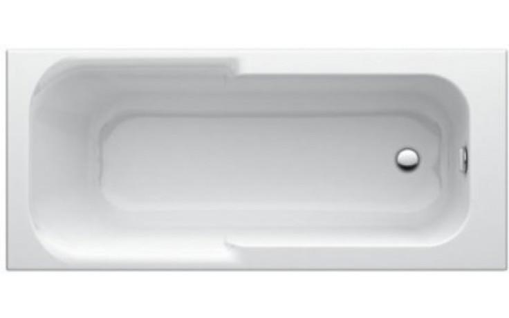 Vana plastová Ideal Standard klasická Playa k zabudování 160x70 cm bílá