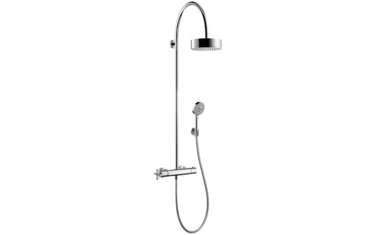 AXOR CITTERIO sprchová souprava Showerpipe s termostatem chrom 39670000