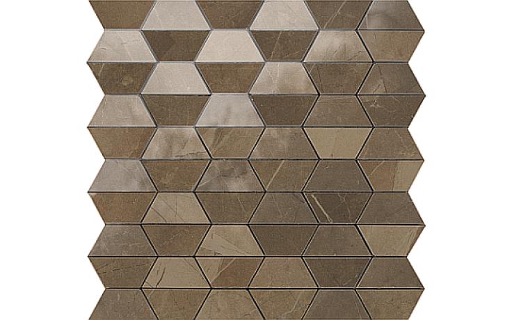 MARAZZI EVOLUTIONMARBLE mozaika, 29x29cm lepená na síťce, crema lux