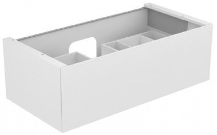 KEUCO EDITION 11 skříňka pod umyvadlo 1050x535x350mm, bílá