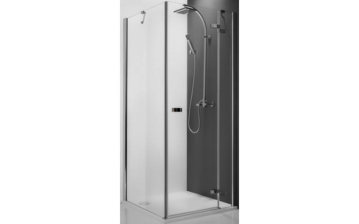 ROLTECHNIK ELEGANT LINE GBL1/800 boční stěna 800x2000mm, levá, bezrámová, brillant/transparent