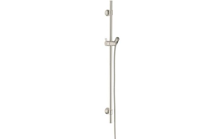 AXOR MONTREUX sada ruční sprcha 1jet/nástěnná tyč kartáčový nikl 27982820