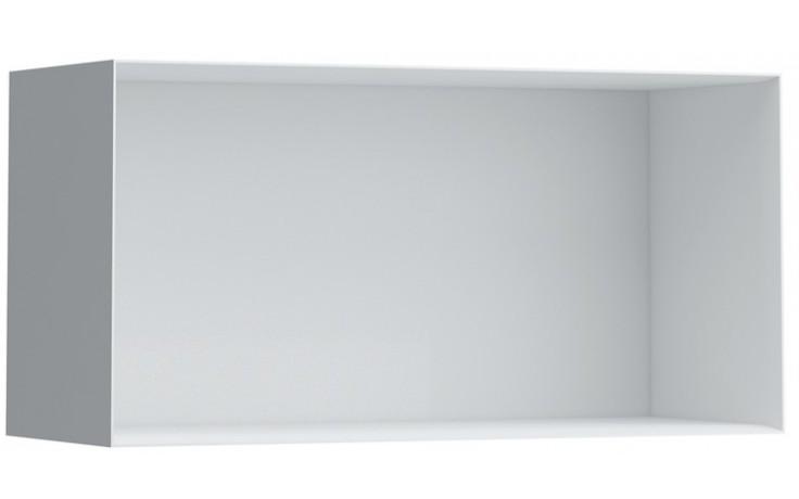 LAUFEN PALOMBA COLLECTION obdélníková skříňka 550x220x275mm bez dvířek, stone grey 4.0710.1.180.223.1