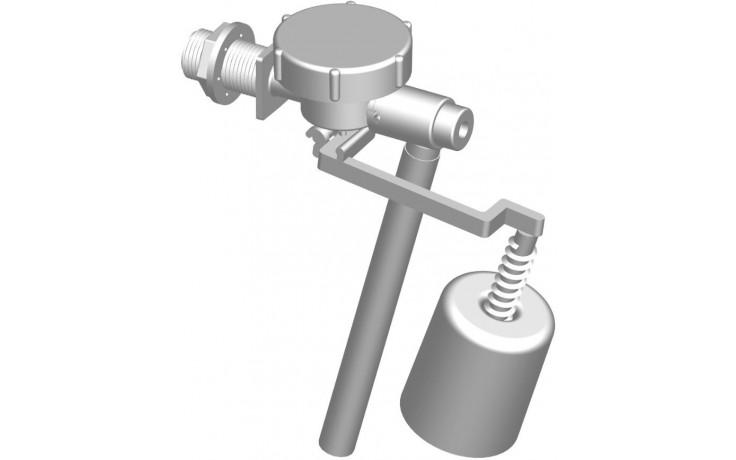 """SAM HOLDING T-2443 ventil G1/2"""" plovákový, boční"""