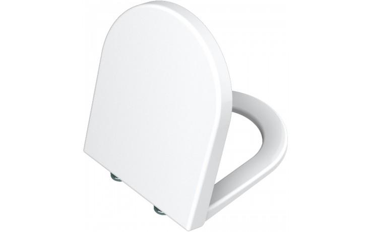 CONCEPT WC sedátko 360x444mm duroplastové se soft close, bílá