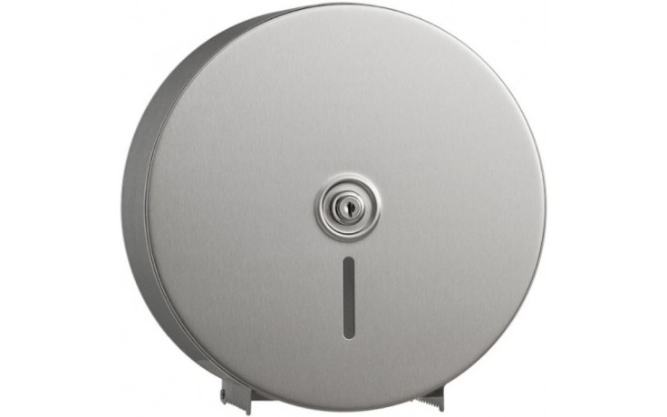VENCL BOBRICK B 2890 zásobník na toaletní papír Ø270x115mm, nástěnný, nerez