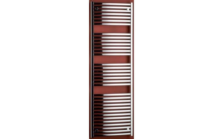 P.M.H. MARABU koupelnový radiátor 450x1233mm, 406W, chrom