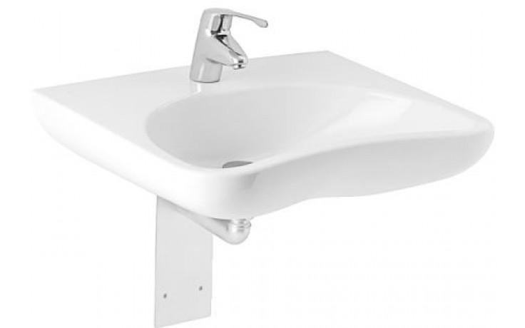 Umyvadlo speciální Jika - Mio s otvorem 64 cm bílá