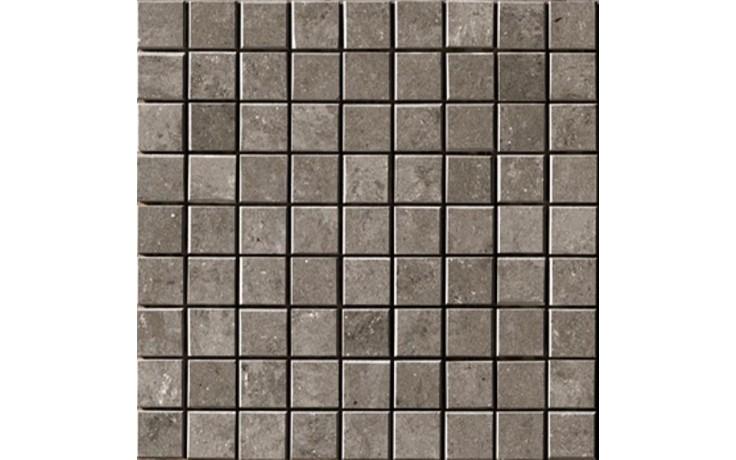 IMOLA MICRON mozaika 30x30cm dark grey