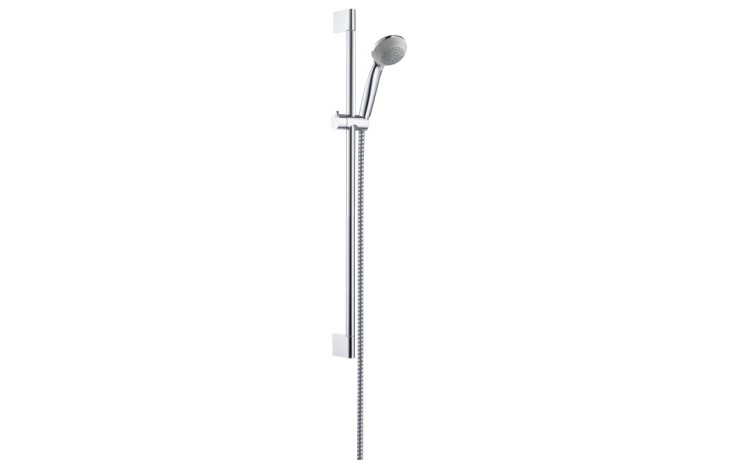 HANSGROHE CROMETTA 85 VARIOJET sada ruční sprcha/nástěnná tyč Unica'Crometta 0,65m chrom 27763000