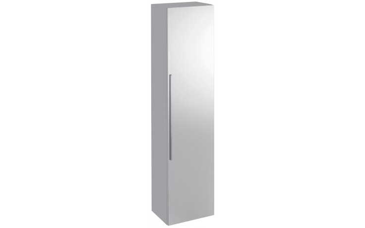 Nábytek skříňka Keramag iCon vysoká zrcadlová 36x150x30,9 cm bílá lesklá (Alpin)