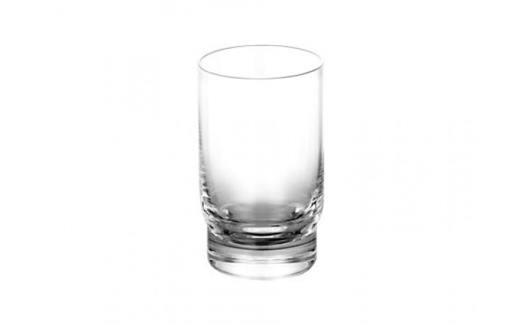 Doplněk sklenička Keuco Plan náh.sklenička  čiré sklo