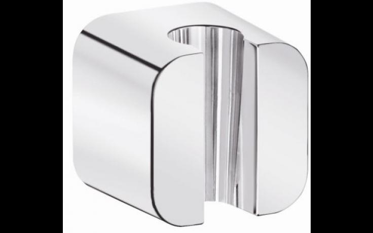 KLUDI A-QA držák sprchy 56x50x56mm, pevný, chrom