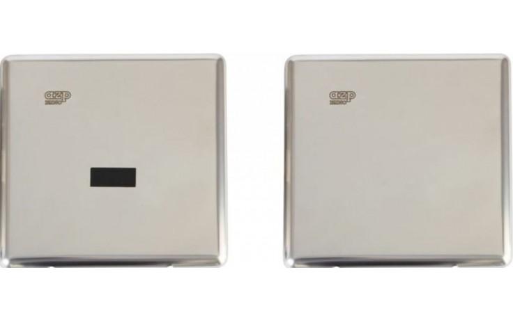 """AZP BRNO AUP R splachovač pisoáru G3/4"""", 12V, 50Hz, skupinový, automatický, senzorový, nerez"""