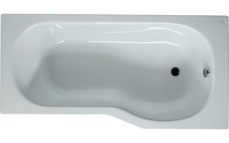JIKA TIGO vana asymetrická 1600x800/700mm pravá, bílá 2.2221.0.000.000.1