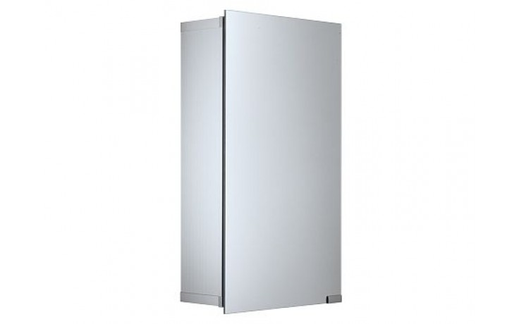 Nábytek zrcadlová skříňka Keuco Royal Modular 25004000101 40x70x17 cm stříbrná