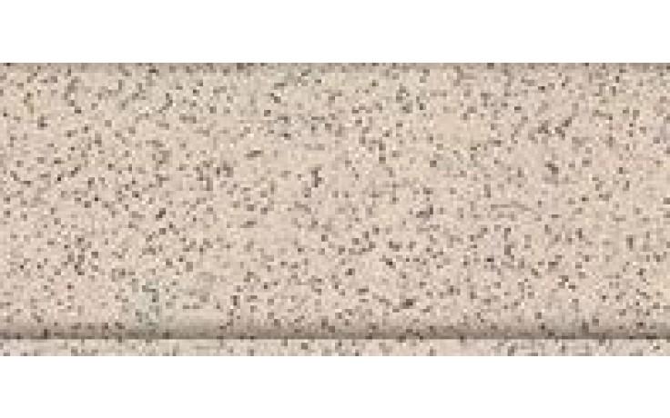 RAKO TAURUS GRANIT sokl s požlábkem 20x9cm, nevada