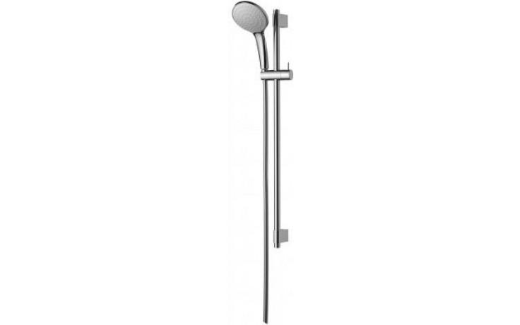 IDEAL STANDARD IDEALRAIN PRO set L1 1-funkční ruční sprcha 120mm/sprchová tyč 900mm chrom B9839AA