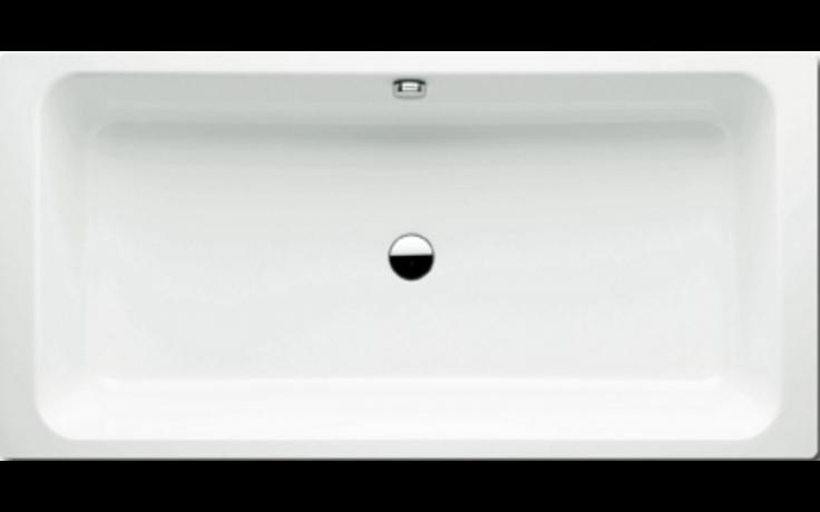 KALDEWEI BASSINO 144 vana 2000x1000x355mm, ocelová, obdélníková, bílá Perl Effekt