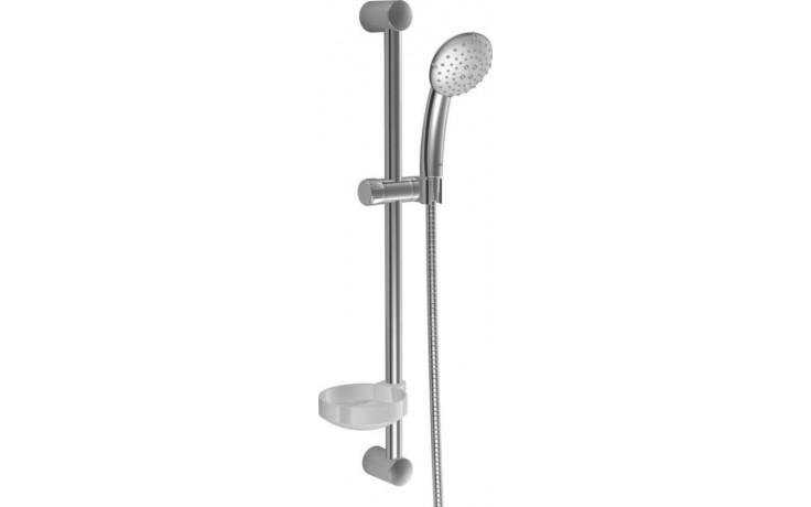 HANSA BASIC JET sprchový set s tyčí 600mm, chrom