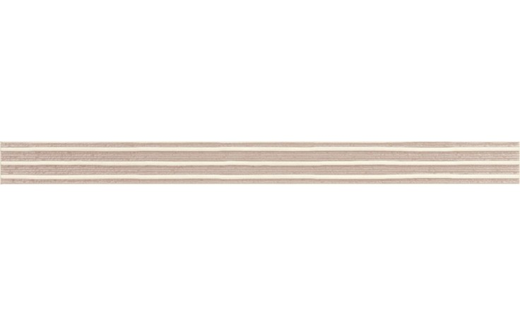 Listela Rako Senso 60x4,5 cm béžová