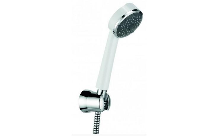 KLUDI ZENTA 1S sprchový set DN15, s držákem, bílá/chrom