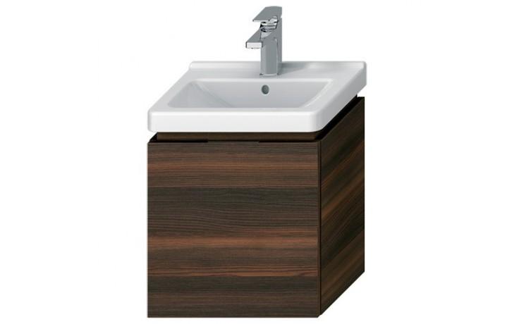 JIKA CUBITO-N skříňka pod umývátko 440x334x480mm, tmavá borovice