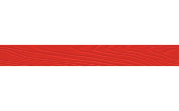 RAKO WENGE listela 45x4,8cm červená WLAPJ004