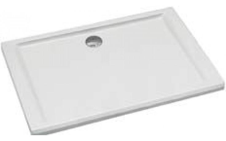 KOLO PACIFIK sprchová vanička 120x80cm, pravoúhlá, bílá XBP0780000
