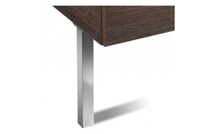 ROCA VICTORIA BASIC nohy k nábytku 1 pár chrom 7816413001