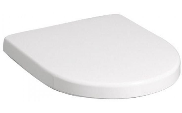 Sedátko WC Keramag duraplastové s kov. panty Renova Nr.1 Plan odnímatelné  bílá