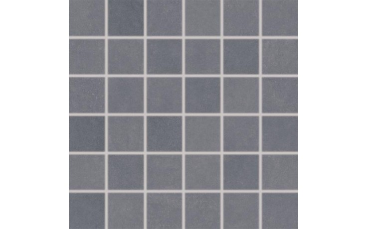 RAKO CLAY mozaika 5x5cm šedá DDM06642