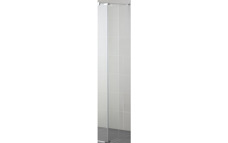 IDEAL STANDARD SYNERGY WETROOM zakončovací panel 300x2025mm silver bright L622EO