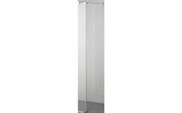 Příslušenství ke sprchovým koutům Ideal Standard - Synergy Wetroom zakončovací panel 300x2025 mm Silver Bright