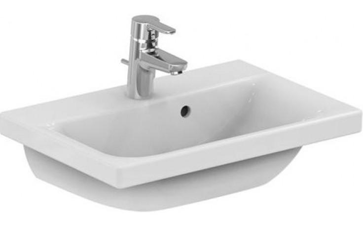 Umyvadlo klasické Ideal Standard s otvorem Connect Space 550x380x175mm bílá Ideal Plus