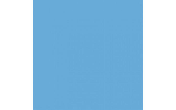 Obklad Rako Object Color One RAL 2606025 20x20 cm sv.mat.modrá